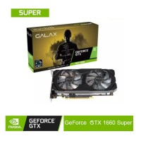 GALAX GeForce GTX 1660 Super (1-Click OC) 6GB GDDR6