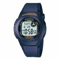 CASIO ILLUMINATOR F-200W-2A Jam Tangan Digital Pria ( ORIGINAL )