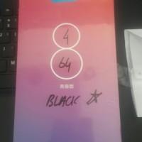 xiaomi mi 8 lite 4/64 baru black
