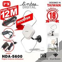 Antena TV Premium Digital & Analog Outdoor Indoor PX HDA-5600
