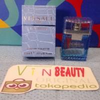 Miniatur Parfum OriginaL Versace Man Eau Fraiche EDT 5 ml For Men Mura