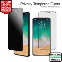 Tempered Glass Anti Spy iPhone 11 Pro Max/11Pro/11/Xs Max/Xs/XR - iPhone 11