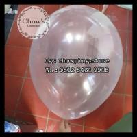 Terlaris!! Latex Giant Transparan Balloon / Balon Latex Bening Jumbo
