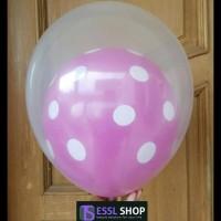 Terlaris!! Balon Latex Transparan By Esslshop