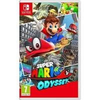 Game Nintendo Switch Super Mario Odyssey