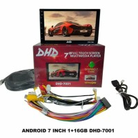 Head Unit Android DHD 7001 - HU Android 7 inch Cavasitive Layar
