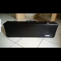 Case Biola Violin Case Kotak Biola Aluminium 4/4