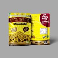 Snack Makaroni Onta Nyemil Premium Keju Makanan Ringan Kekinian