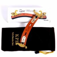 Shoulder Rest Biola KAPAIER 810 S Wood Kayu 4/4 bisa dilipat Violin