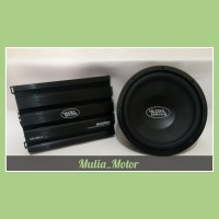 paket audio full ULTRA DRIVE power, subwoofer