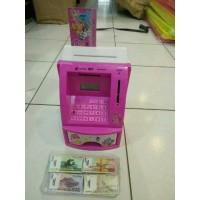 Mainan ATM BANK KUDA PONY 6307