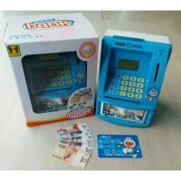 Mainan Atm Bank Doraemon Bahasa Indonesia