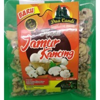 Keripik Jamur Kancing Dieng - Dua candi - 601012003
