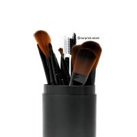 Brush SET 12 Tabung / Kuas MakeUp Tabung Isi 12 / Brush Serbaguna