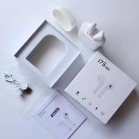 Headset Bluetooth wireless earphone airpods HBQ i7S TWS Murah surabaya