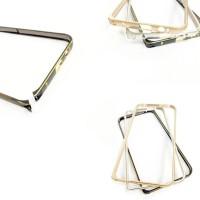 Frame Bumper Metalic List Gold for Samsung A3
