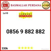 Nomor Cantik IM3 11 digit seri double ABC 882882 0856 9 882 882 Ls10