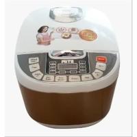 Mito R5 Plus Rice Cooker Digital Dengan 8 Pilihan Menu Masak Limited