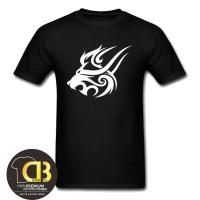 T-Shirt Kaos Baju Distro Premium Pria Wanita Size M L XL XXL 023