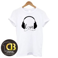 T-Shirt Kaos Baju Ditro Pria Wanira Premium Size M L XL XXL 026