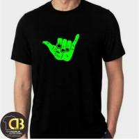 T-Shirt Kaos Baju Distro Premium Pria Wanita Size M L XL XXL 21A