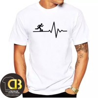 T-Shirt Kaos Baju Distro Premium Pria Wanita Size M L XL XXL 025