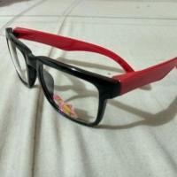 Kacamata Gaya Fashion Anak Model Kotak Keren