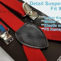 Suspender/Bretel/Tali Jojon 2,5 Cm - Seri 2 - Untuk Anak Dan Dewasa -