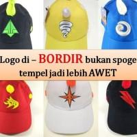 Topi Anak Boboiboy Boboi Boy - Duri