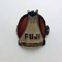Emblem Plat Merk Sepeda Fuji Bekas