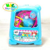 Dokter Set Koper Mainan Dokteran Lokal Doctor Medical Toy