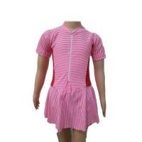 Baju Renang Diving Wanita Anak TK Rok M Motif 2
