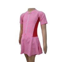 Baju Renang Diving Wanita Anak TK Rok XL Motif 2