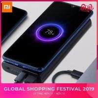 PB Xiaomi Wireless Powerbank Qi 10000mAh Power Bank 10000 mAh USB Type