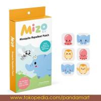 Mizo Mosquito Repellant Patch Stiker Anti Nyamuk Sticker Isi 24 Nokito