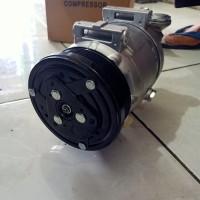 Kompresor Ac Mobil Chevrolet Aveo lama komplit / kompresor Chev Aveo