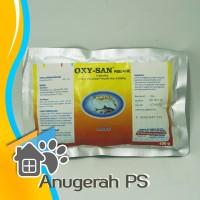 Antibiotik Ikan OTC Oxytetracyclin 40% Oxysan