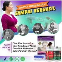 Paket AHCN ORI Promil Herbal Kesuburan Pria Wanita Agar Cepat Hamil