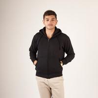 jaket jumper royal hoodie zipper aneka warna