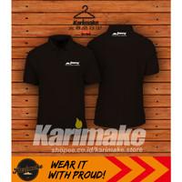 Polo Shirt Kaos Polo Suzuki Jimny No Fear Kaos Otomotif - Karimake