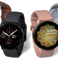 samsung galaxy watch active 2 44mm stainless steel - gold