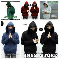 jaket alan walker ninja/jaket sweater alan walker/ninja polos/adidas