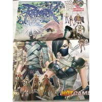 Majalah Poster Hotgame Edisi Ragnarok Online
