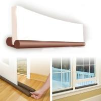 Stopper Penutup Celah Pintu Jendela, Anti Debu Kotor, Serangga, Angin