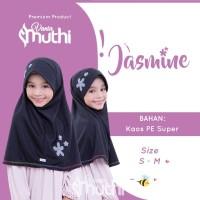 Hijab Sekolah Muthi Bunga Teratai M by Vania Kerudung Anak SD SMP
