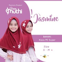Premium Jilbab Instan Anak Vania Muthi Bunga S Teratai Hijab
