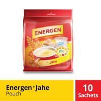 Energen Jahe Pouch 10 Sachet @30 Gr