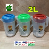 teko listrik 2L teko plastik