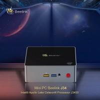 Mini PC Beelink J34 8/128GB SSD Intel Quad Apollo Lake J3455 Windows10