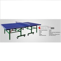 Meja Pingpong / Tenis Meja POWERSPIN 203 / Power Spin 203 (18 mm)